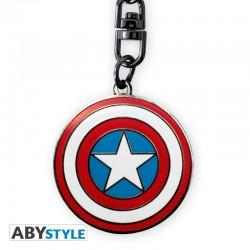 Llavero Escudo Capitán America