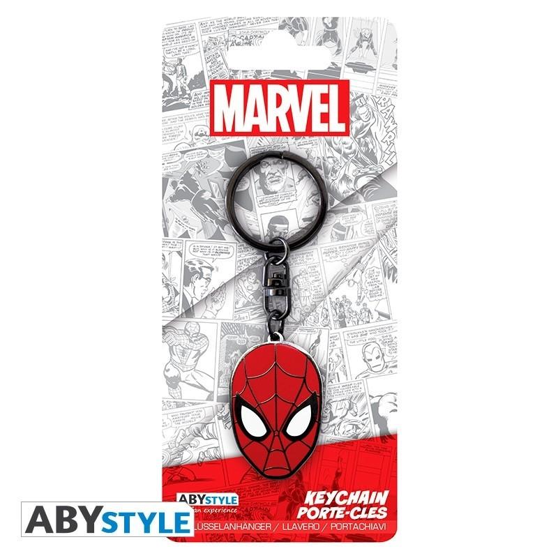 Llavero Máscara Spiderman