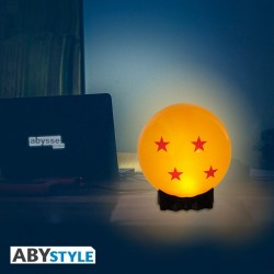 Lámpara Led Portátil Dragon Ball Z