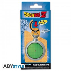 Llavero Dragon Ball Z Radar 3D