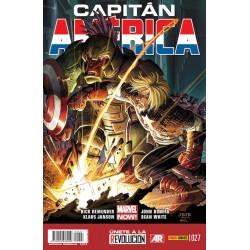 Capitán América 27