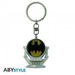 Llavero batman batseñal en 3D dc comics