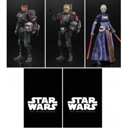 Pack Figuras Star Wars Black Series S3