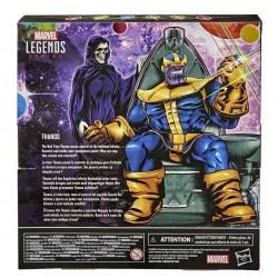 Figura Thanos Deluxe The Infinity Gauntlet Marvel Legends Hasbro