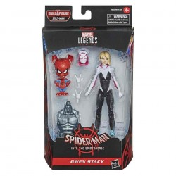 GWEN STACY FIGURA 15 CM MARVEL LEGENDS SPIDER-MAN INTO THE SPIDER-VERSE