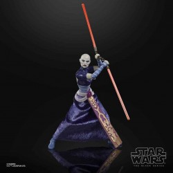 ASAJJ VENTRESS FIGURA 15 CM STAR WARS BLACK SERIES