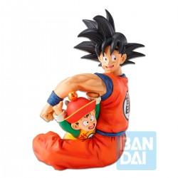 Figura ICHIBANSHO  GOKU y GOHAN Bandai
