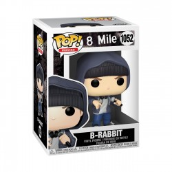 Figura Eminem 8 Millas B-Rabbit POP Funko 1052
