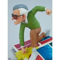 Estatua The Marvelous Stan Lee Sideshow
