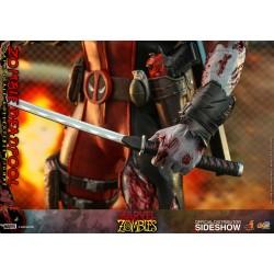 Figura Zombie Deadpool Hot Toys