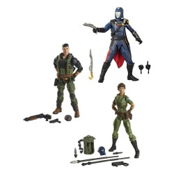 Pack 6 Figuras G.I. Joe Classified Series 15 cm 2021 Wave 3