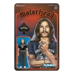 Figura Motorhead Lemmy ReAction Super7