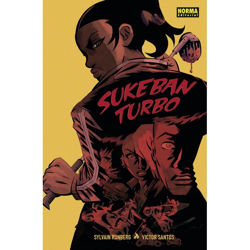 QUE COMIC ESTAS LEYENDO? - Página 4 Sukeban-turbo-norma-comic-comprar