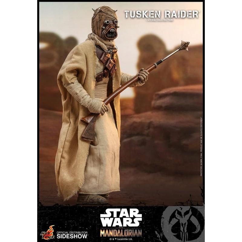 Figura Tusken Raider Mandalorian Hot Toys Star Wars