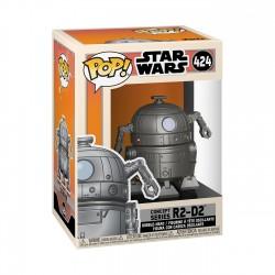 Alternate R2-D2 Star Wars Concept POP Funko 424