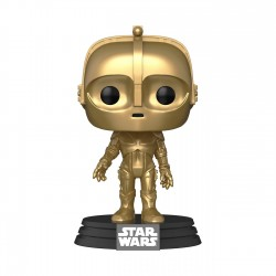 Alternate C-3PO Star Wars Concept POP Funko 424