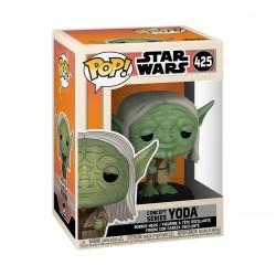 Alternate Yoda Star Wars Concept POP Funko 425