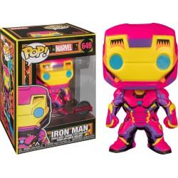 Iron Man Black Light POP...