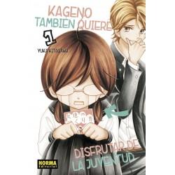 Pack Iniciación Kanego También Quiere Disfrutar De La Juventud