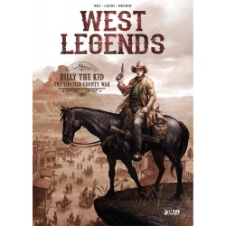 West Legends 2. Billy The Kid