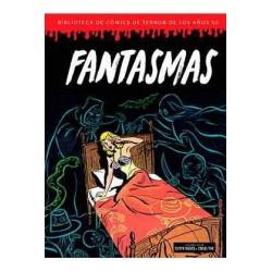 Fantasmas. Biblioteca de Cómics de Terror de los Años 50