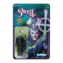 Figura Ghost Papa Emeritus II ReAction Super7