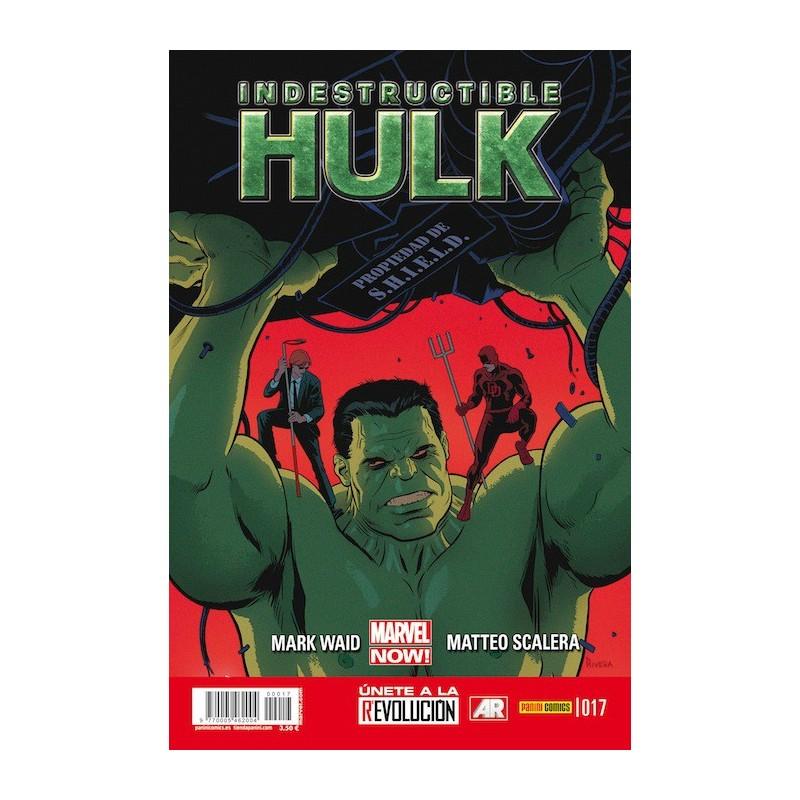 Indestructible Hulk 17