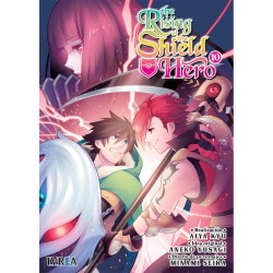 The Rising of the Shield Hero 10