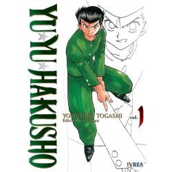 Yu Yu Hakusho Edición Kanzenban 1