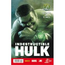 Indestructible Hulk 21