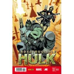 Imagén: Indestructible Hulk 22