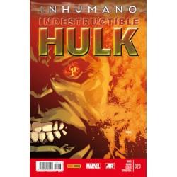 Indestructible Hulk 23
