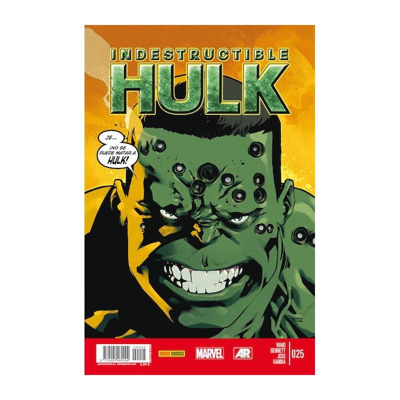 Indestructible Hulk 25