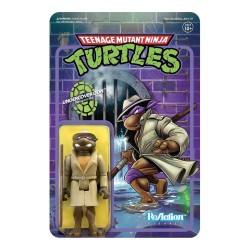 Figura Donatello De Incógnito Tortugas Ninja ReAction Super7