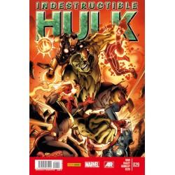 Indestructible Hulk 29