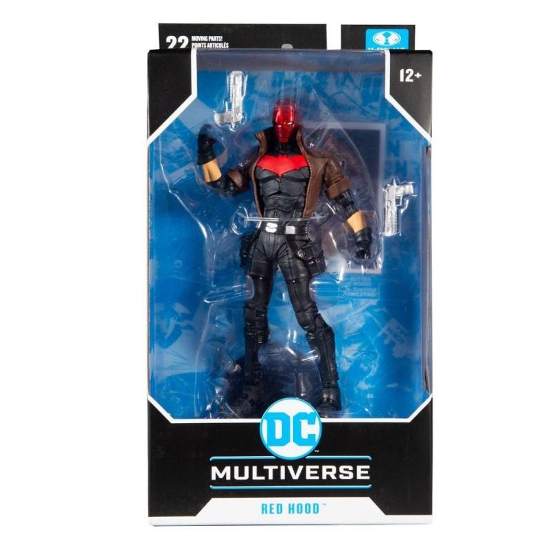 figura red hood mcfarlane toys batman multiverse