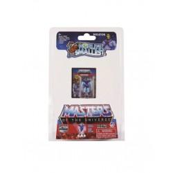 Set 4 Figuras Masters del Universo World´s Smallest Mini Figuras (3 cmts) He-Man, Skeletor, Teela y Battle Cat