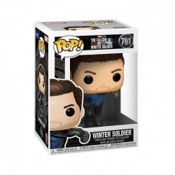 Winter Soldier The Falcon And The Winter Soldier Pop Funko Marvel 701