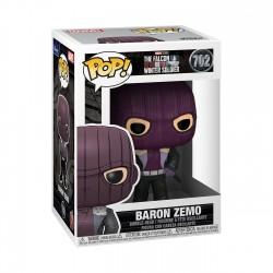 Baron Zemo The Falcon And The Winter Soldier Pop Funko Marvel 700