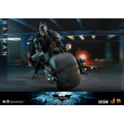 Figura Batman The Dark Knight Rises DX19 Hot Toys Escala 1/6