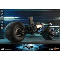 Bat-Pod Batman The Dark Knight Rises Hot Toys Escala 1/6