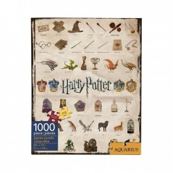 Puzzle Harry Potter Icons 1000 Piezas