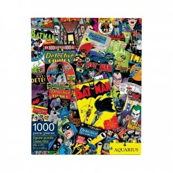 Puzzle Batman Collage 1000 Piezas