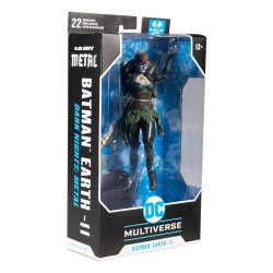 Figura Batman Tierra 11 (The Drowned) Noches Oscuras Metal DC Multiverse McFarlane Toys