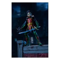 Figura Robin Damian Wayne DC Multiverse McFarlane Toys