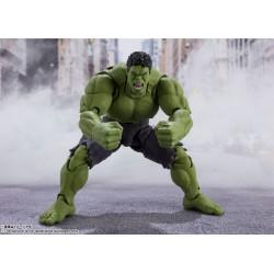 Figura Hulk Avengers Assemble Edition Vengadores SH Figuarts Bandai