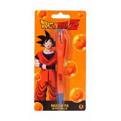 Bolígrafo Proyector De Luz Goku Dragon Ball Bola De Dragón