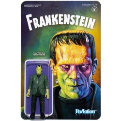 Figura Frankenstein Universal Monsters Boris Karloff ReAction Super7