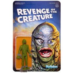 Figura Revenge Of The Creature Universal Monsters ReAction Super7