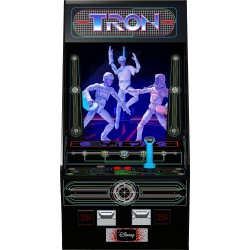 Tron Set De 3 Figuras En Caja Arcade Style Action Figure Box Set